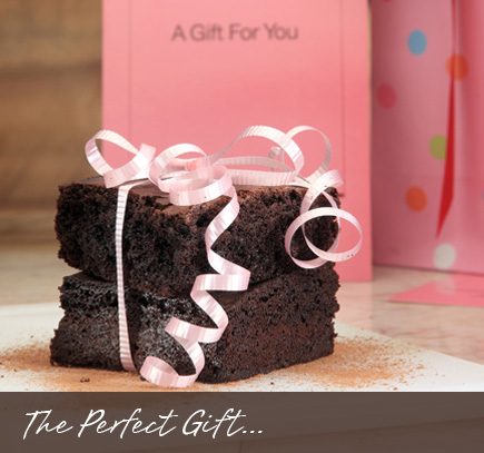 Our gourmet brownies use only all natural, farm-fresh ingredients and fine chocolate. Ruth's brownies make the perfect gift!