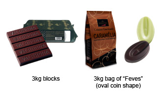 Valhrona Bulk Chocolates