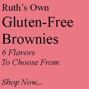 Try our gluten-free brownie flavors!